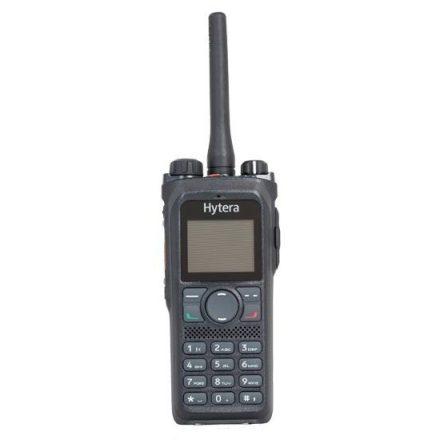Hytera PD985G digitális urh adó vevő