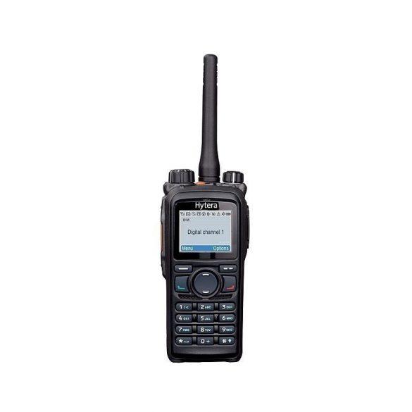 Hytera PD785 digitális kézi adóvevő