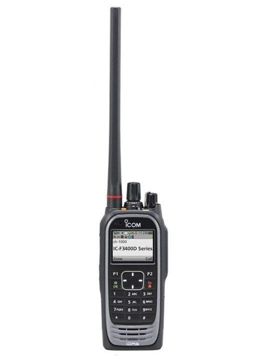 Icom IC-F3400DT digitális urh adó vevő