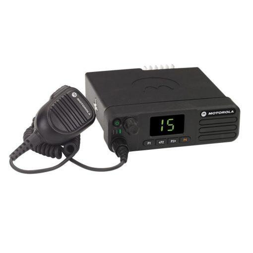 Motorola DM4400E digitális urh adó vevő