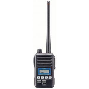 Icom IC-F51EX VHF sávú robbanásbiztos (ATEX) kézi adóvevő