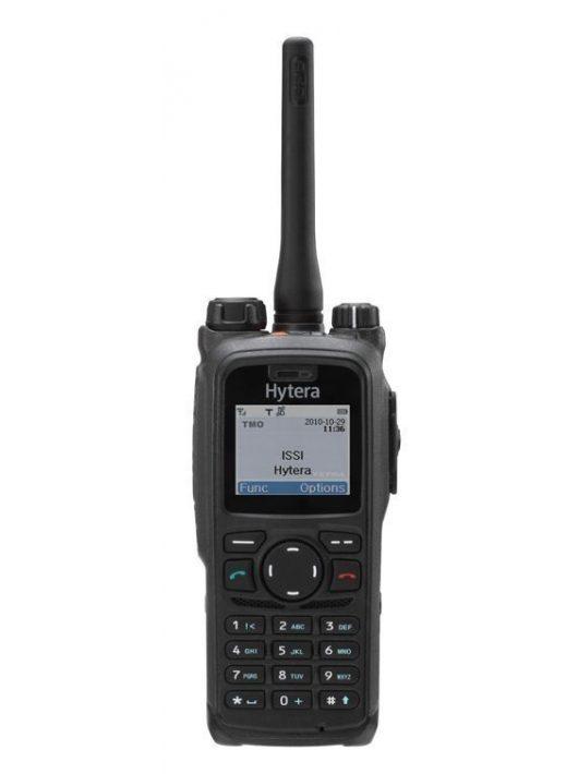 Hytera PT580H digitális TETRA (EDR) adó vevő