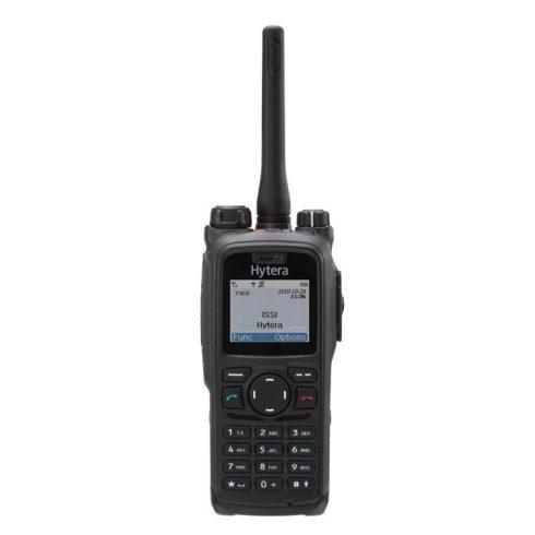 Hytera PT580H Plus digitális TETRA (EDR) adó vevő