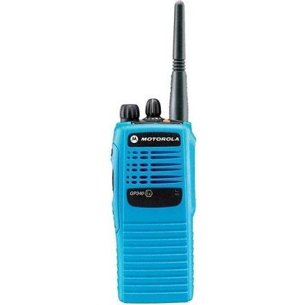 Motorola GP 340EX robbanásbiztos (ATEX) kézi adóvevő