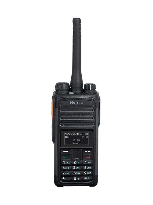 Hytera PD485G digitális urh adó vevő