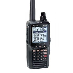 Yaesu FTA-750L repsávos rádió adó vevő