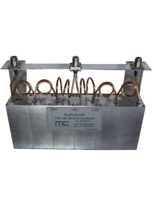 Multicom MC-160 duplex szűrő