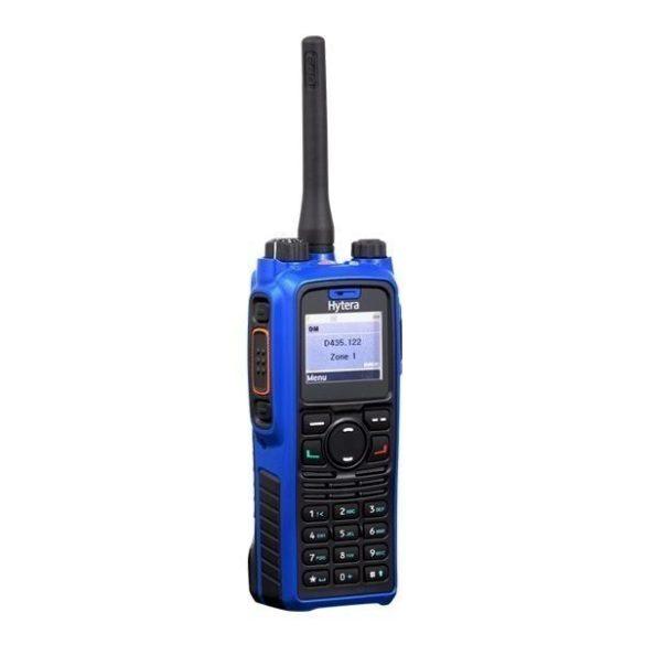 Hytera PD795Ex robbanásbiztos (ATEX) urh adó vevő