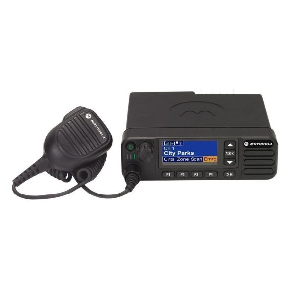 Motorola DM4600E digitális mobil rádió