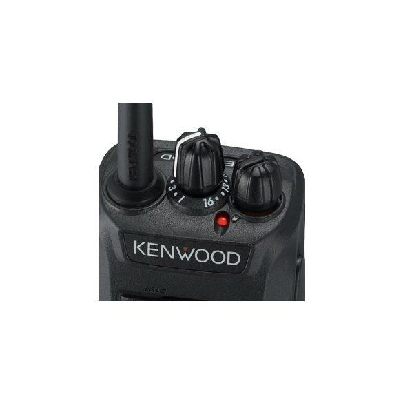 Kenwood TK-3401DE digitális pmr446 kézi adóvevő