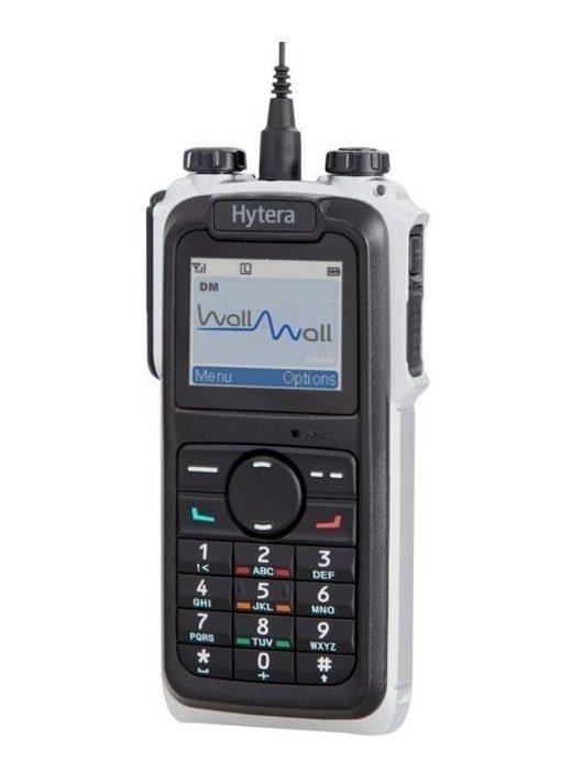 Hytera X1p digitális urh adó vevő