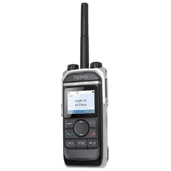 Hytera PD665G digitális urh adó vevő