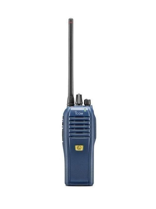 Icom IC-F4202DEX robbanásbiztos (ATEX) urh adó vevő