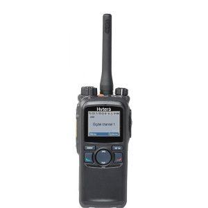 Hytera PD755G digitális urh adó vevő