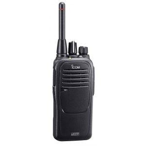 Icom IC-F29DR digitális pmr446 kézi adóvevő