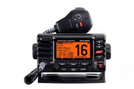 Standard Horizon GX-1200E hajózási sávú mobil adóvevő