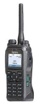 Hytera PT580H UL913 robbanásbiztos (ATEX) TETRA , EDR  kézi adóvevő