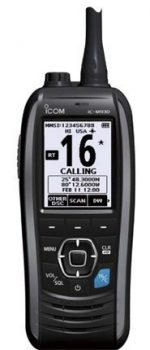 Icom IC-M93D EURO hajózási sávú kézi adóvevő