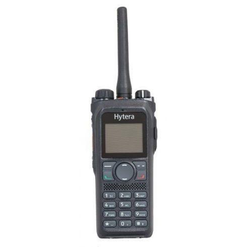 Hytera PD985 digitális urh adó vevő