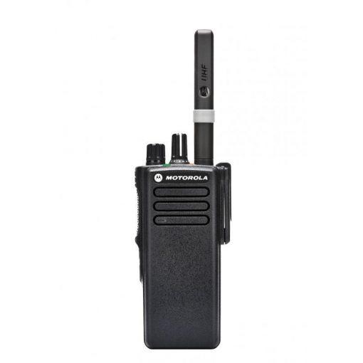 Motorola DP4401E digitális urh adó vevő