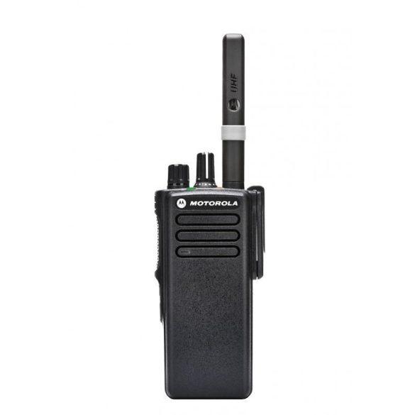 Motorola DP4401E digitális kézi adóvevő