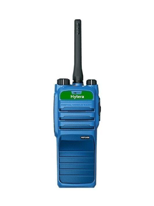 Hytera PD715IS robbanásbiztos (ATEX) urh adó vevő