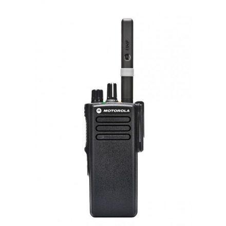 Motorola DP4400E digitális urh adó vevő