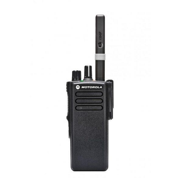 Motorola DP4400E digitális kézi adóvevő
