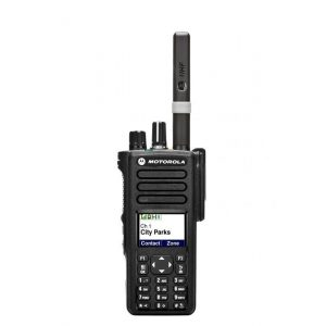 Motorola DP4801E digitális kézi adóvevő