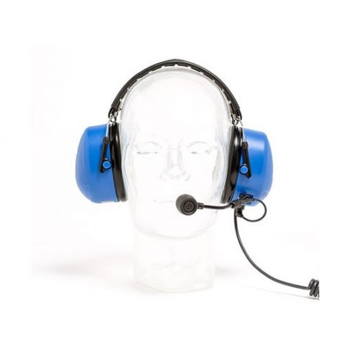 Vokkero PEL490 ATEX intercom headset