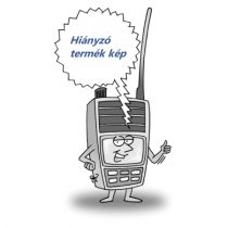 Alinco DR-638H VHF/UHF sávú mobil amatőr rádió