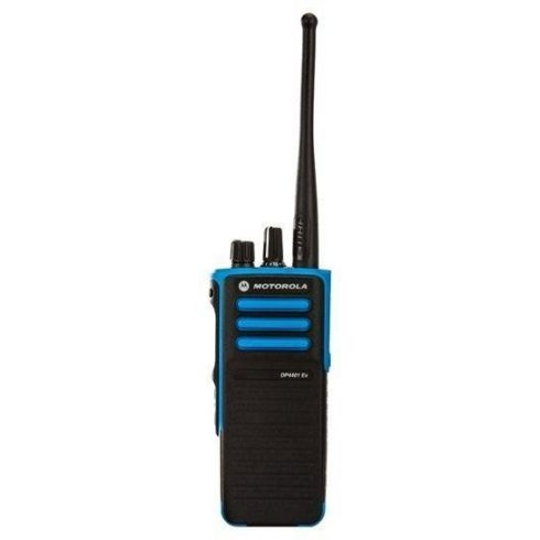 Motorola DP4401 Ex robbanásbiztos (ATEX) urh adó vevő