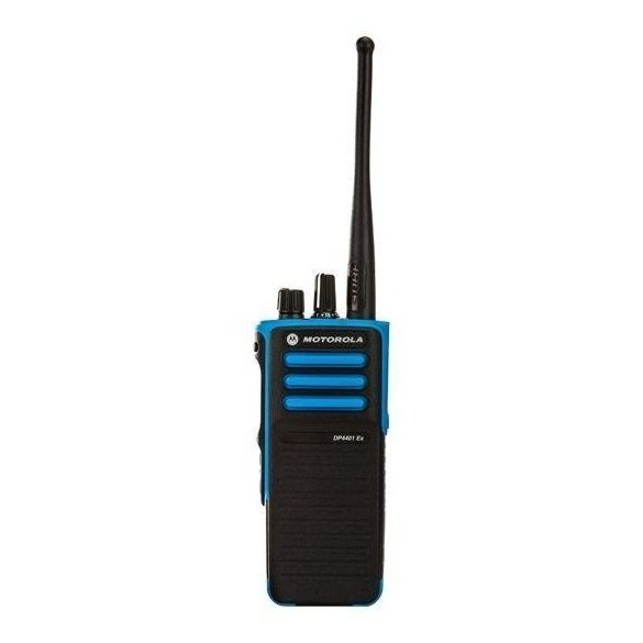 Motorola DP4401 Ex robbanásbiztos kézi adóvevő