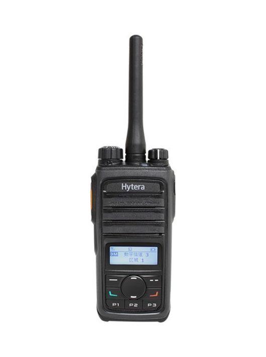 Hytera PD565 digitális urh adó vevő