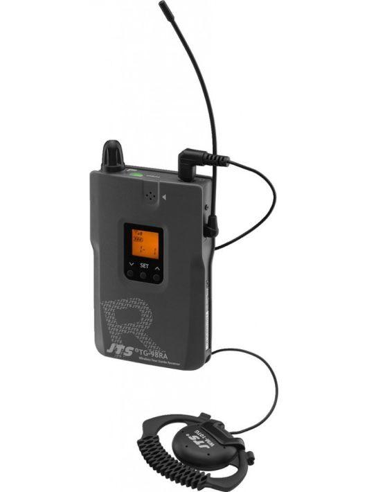 JTS TG-98RA idegenvezetői rendszer vevőegység