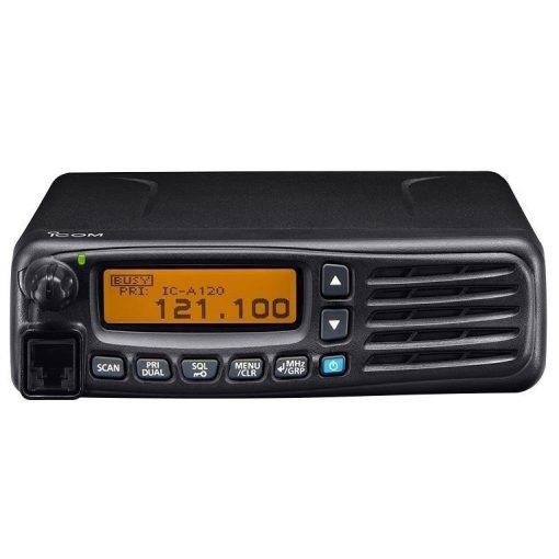 Icom IC-A120E repsávos rádió adó vevő