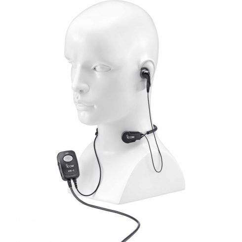 Icom HS-97 gégemikrofonos headset