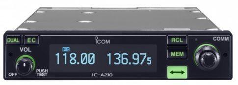 Icom IC-A210E repülési sávú mobil rádió