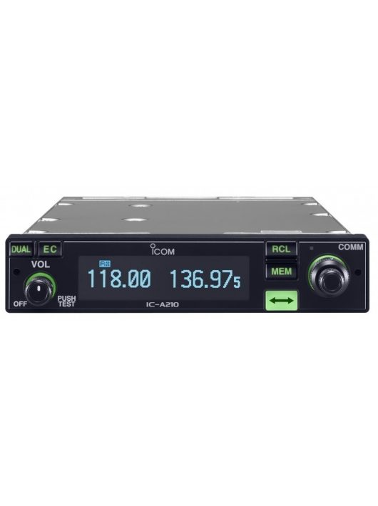 Icom IC-A210E repsávos rádió adó vevő