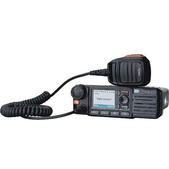 Hytera MD785G digitális mobil adóvevő