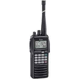 Icom IC-A24E repsávos rádió adó vevő