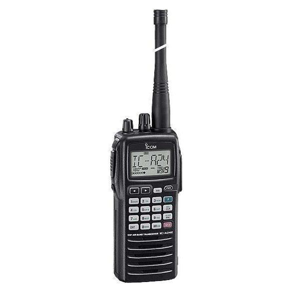Icom IC-A24E repsávos kézi rádió