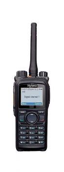 Hytera PD785G digitális kézi adóvevő