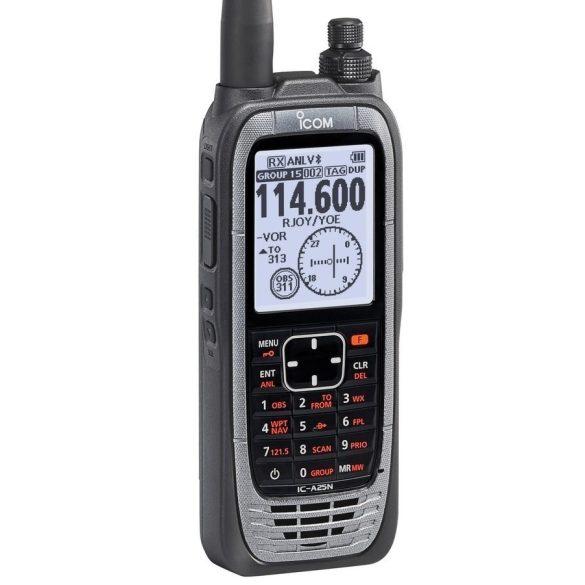 Icom IC-A25NE repsávos rádió adó vevő