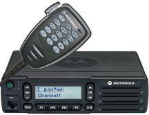 Motorola DM2600 digitális mobil adóvevő