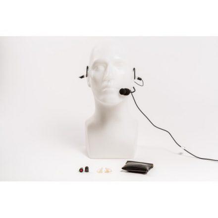 Vokkero CLA490 ATEX intercom headset