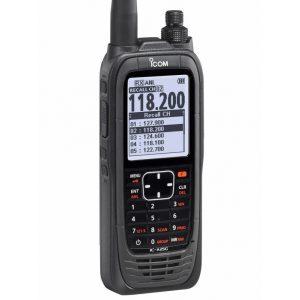 Icom IC-A25CE repsávos rádió adó vevő