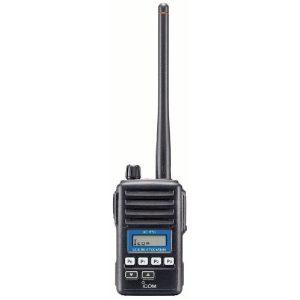 Icom IC-F61EX UHF sávú robbanásbiztos (ATEX) kézi adóvevő