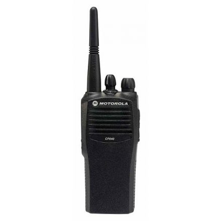 Motorola CP040 urh adóvevő