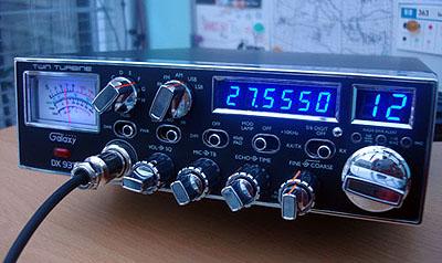 CB rádió történelem